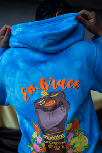 Embrace Us Hoodies