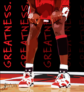 Definition of Greatness Mini Print