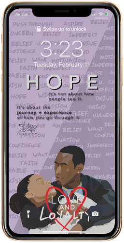 Hope ScreenSaver