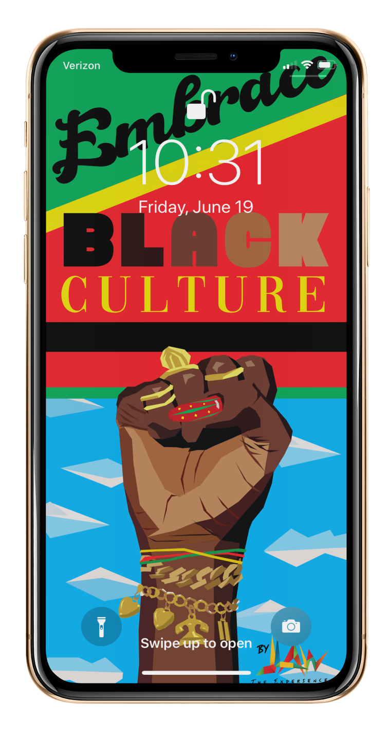 Juneteenth ScreenSaver