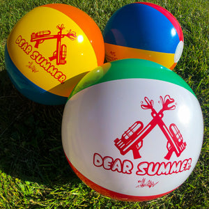 Dear Summer BeachBall