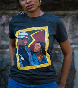 Paid in Love Tee