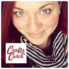 Crafts from the Cwtch Featured Wrist Ruler on Christmas Gift List