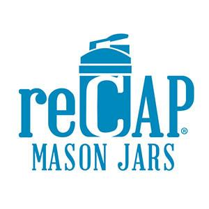reCAP Lids for Mason & Kilner Jars