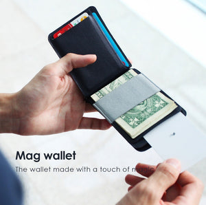 Allocacoc MAG Wallet - The 3 Module Wallet made with a touch of magic - 2tech ltd