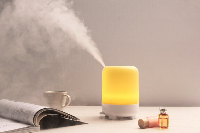 Aroma Diffuser with Bluetooth Speaker ALS-01