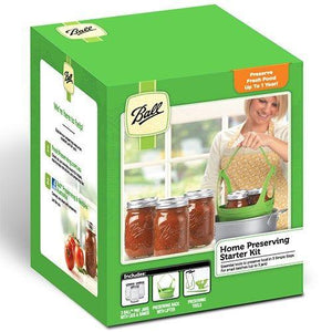 Ball® Home Preserving Starter Kit - 2tech ltd