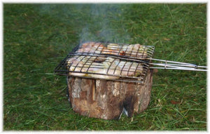 ECO Grill Outdoor BBQ Cooking Log