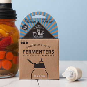 ReCAP Fermenter, 3 pack - 2tech ltd