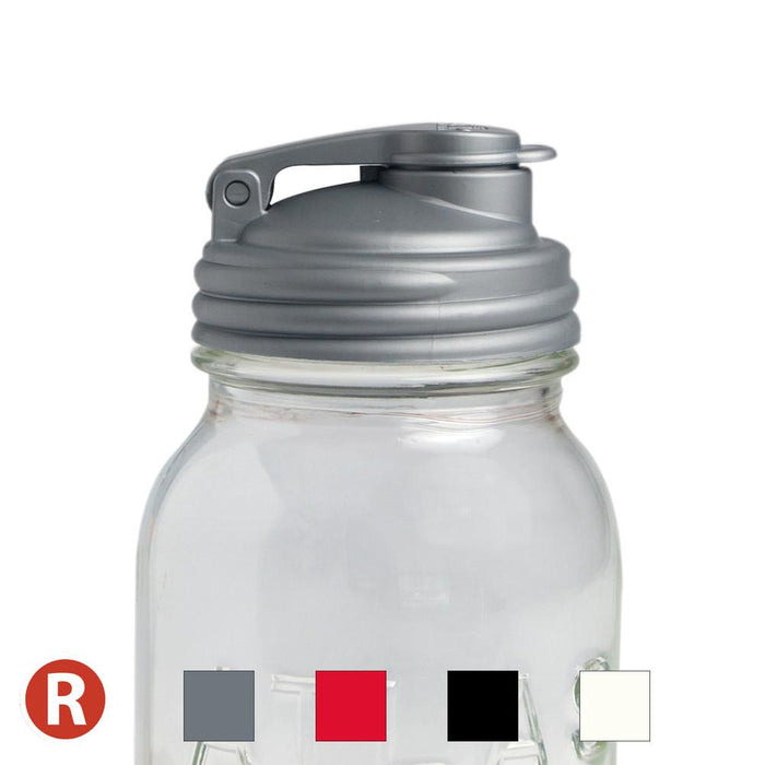 reCAP POUR Regular Mason Jar Lid