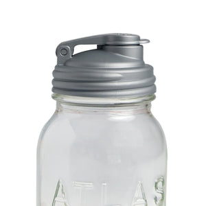 reCAP POUR Regular Mason Jar Lid - 2tech ltd