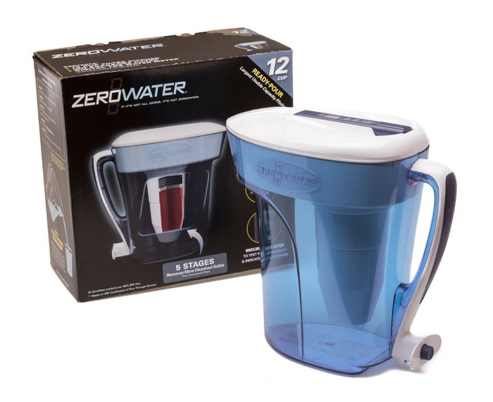 ZeroWater 12 Cup/ 2.8Ltr Water Filter Jug Offer