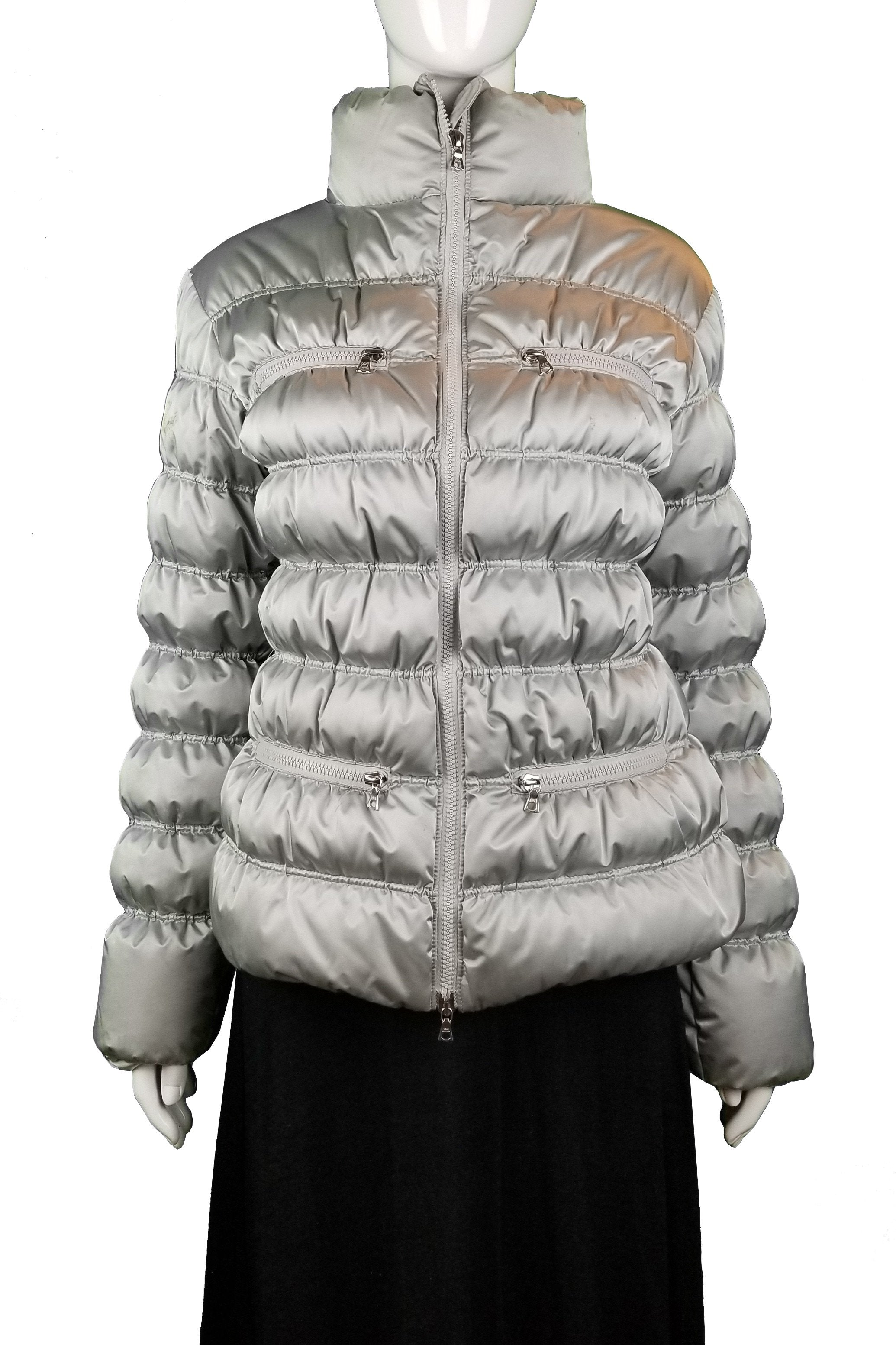 Frost Sportiva Winter Down Jacket, Beautifully designed in the Rocky Mountains for the stiff winters. , White, Shell and lining: 100% polyester; filling: 100% goose down, women's Jackets & Coats, women's White Jackets & Coats, Frost Sportiva women's Jackets & Coats, Women's winter jacket, women's winter fashion, made in Canada, women's down jacket