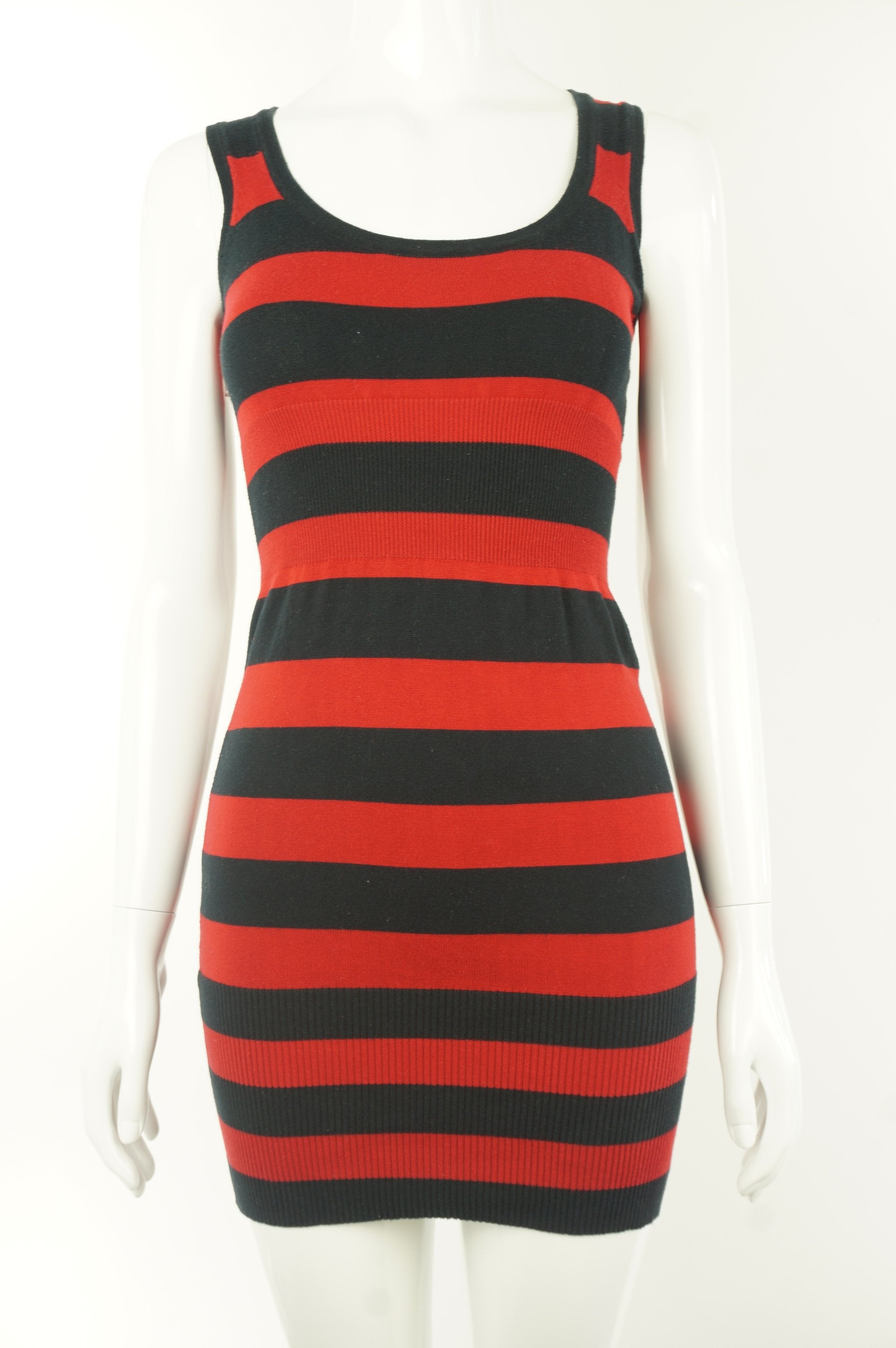 Zara Black and Red Striped Hobble Dress, You're as cute as a bumble bee! Yes, you heard us right. This super comfy and stretchy black and red striped hobble dress will make you stand out in that fun Saturday night party!, Black, Red, 4-way stretchy fabric, women's Dresses & Rompers, women's Black, Red Dresses & Rompers, Zara women's Dresses & Rompers, Black and Red bumble bee bodycon dress, stretchy tube bodycon dress, basic comfy striped bodycon dress, Black and Red bumble bee sheath stretch dress
