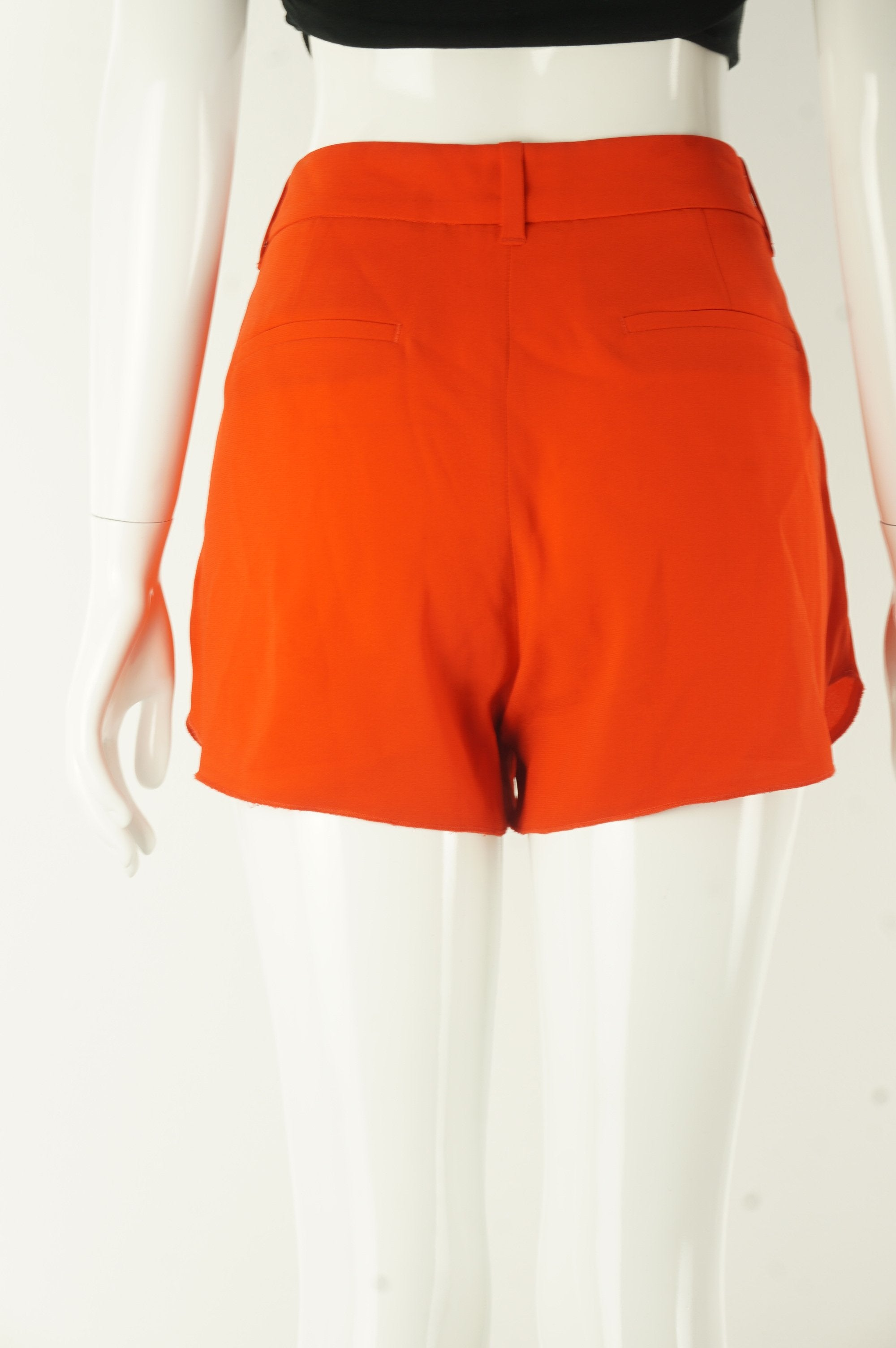 Babaton High Waisted Red Shorts, The cute bright red color that goes with your brillant personability. Pleats in the front. Pair with your simple bodysuit and you are set for the perfect summer weekend day!, Red, 77% Tracetate, 23% Polyester, women's Pants & Shorts, women's Red Pants & Shorts, Babaton women's Pants & Shorts, Aritzia high wasted shorts, Cute red women's shorts
