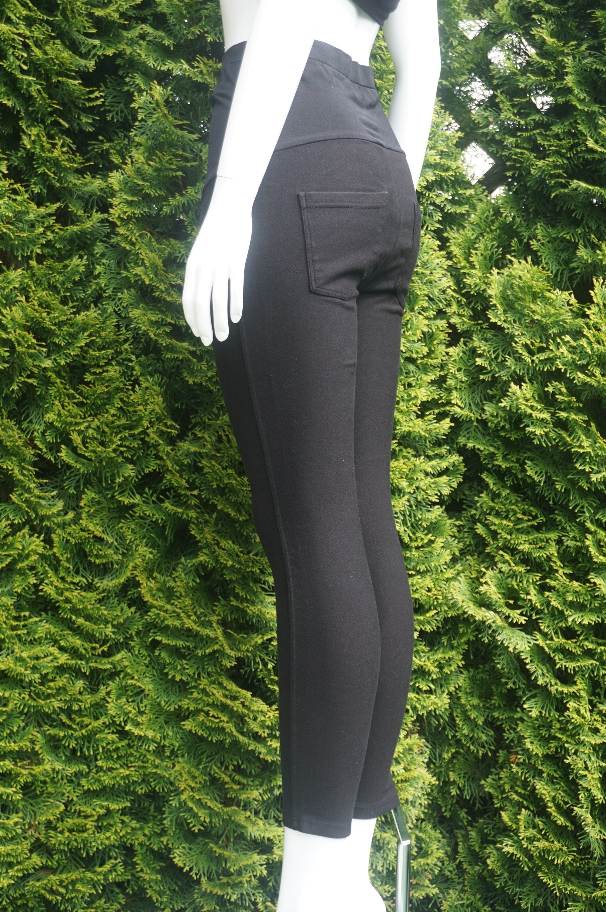 Octmami Maternity Pants, Comfortable material with clean design. Good for causal wear as well as going to the office., Black, 75.2% Viscose, 21.9% Nylon, 2.9% Spandex, women's Mom & Baby, women's Black Mom & Baby, Octmami women's Mom & Baby, maternity pants, pregnency pants, maternity work pants