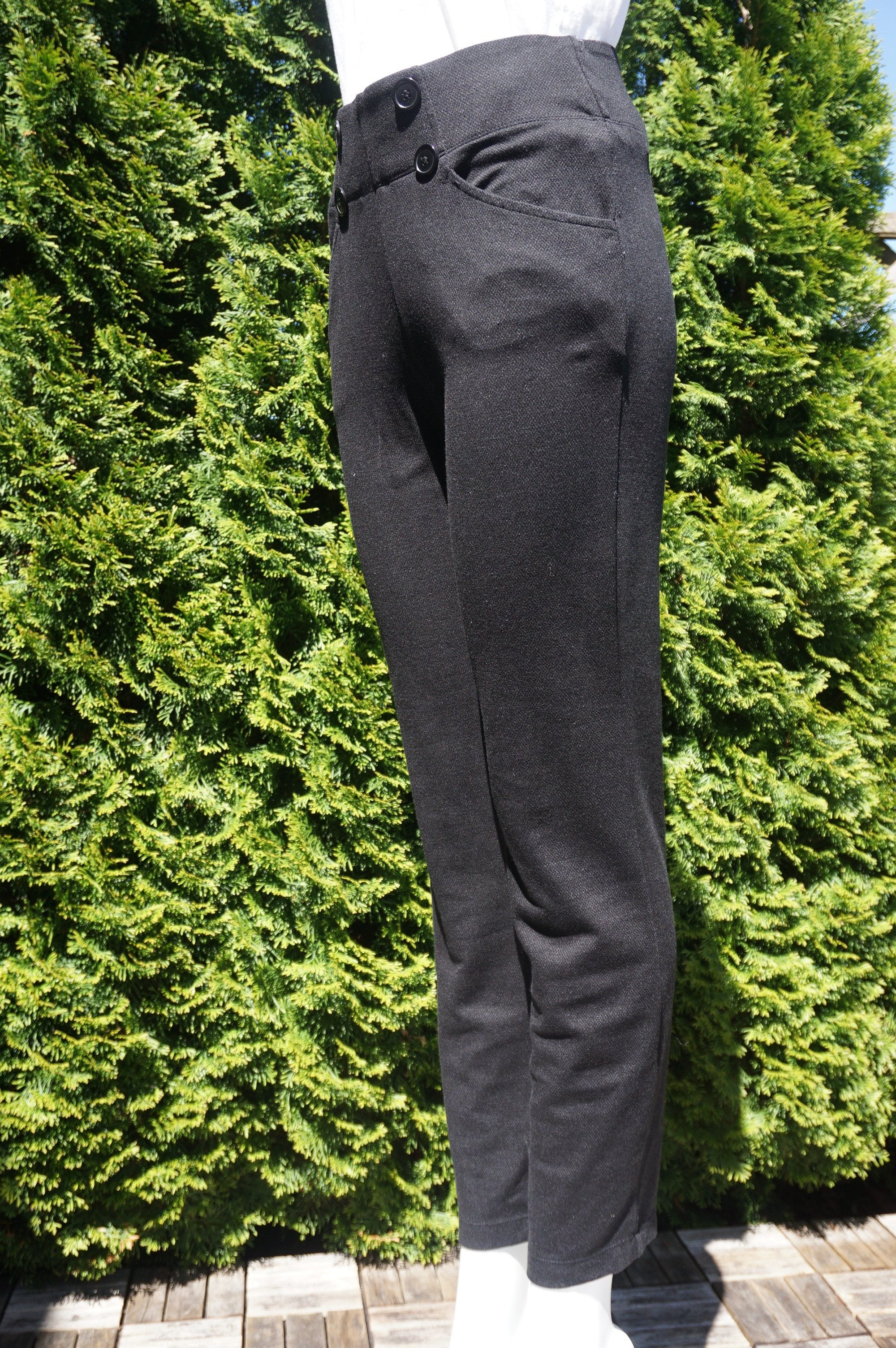 Max Studio Comfy Stretchy Pants with Pockets, Comfortable and versatile pants, perfect for working from home., Black, 50% Rayon, 31% Nylon, 14% Polyester, 5% Spandex, women's Pants, women's Black Pants, Max Studio women's Pants, comfy pants, comfortable work pants, black skinny pants, skinny pants