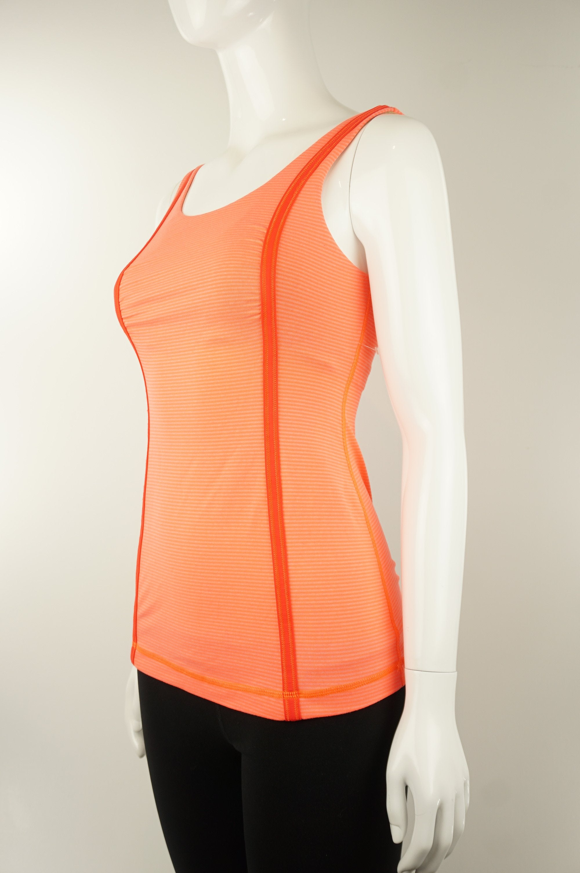 Lululemon Athletic Top, Yoga top/Athletic top/Vancouver street wear. Lululemon size 4. https://info.lululemon.com/help/size-chart, Pink, Nylon, Lycra, and Spandex, Yoga, yoga pants, women's athletic wear, women's work out clothes, women's comfortable pants, fitness, fit