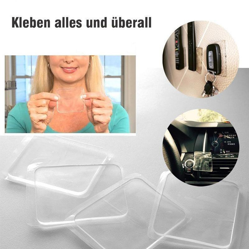 Super klebrige Gel Pads