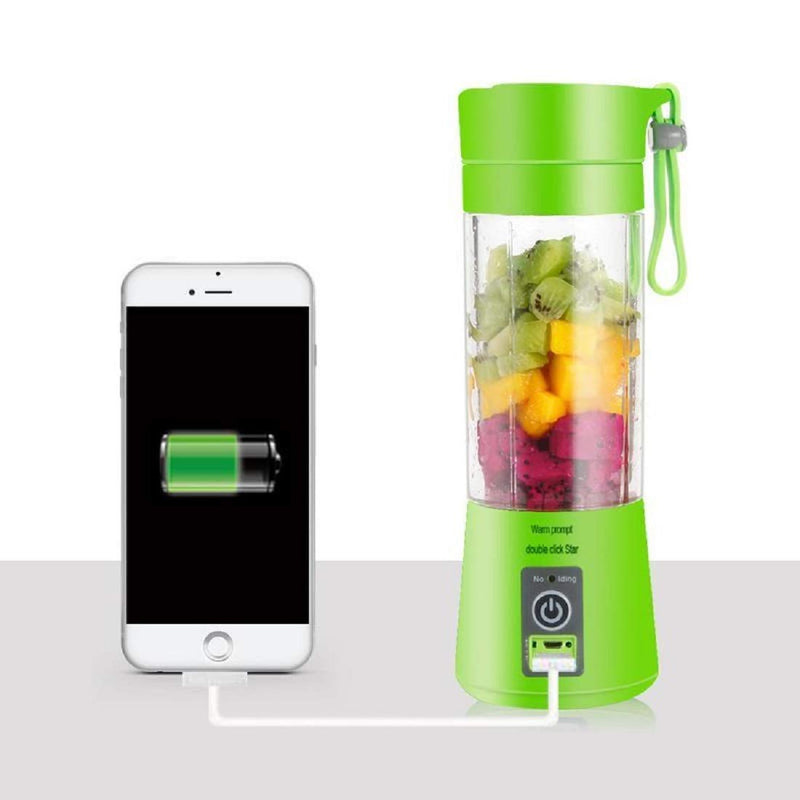 USB Rechargeable Portable Juicer Blender