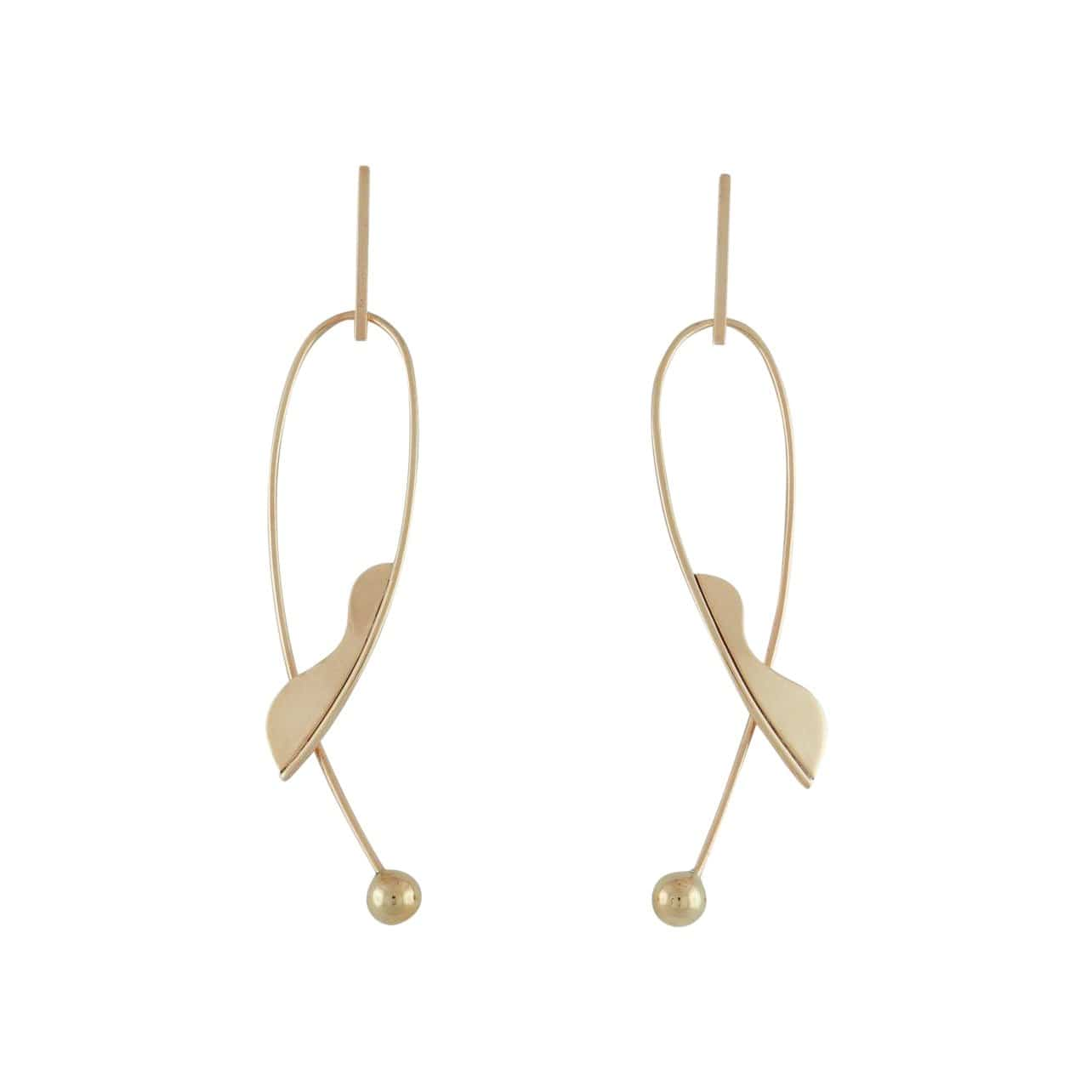 Counterpoint Earring
