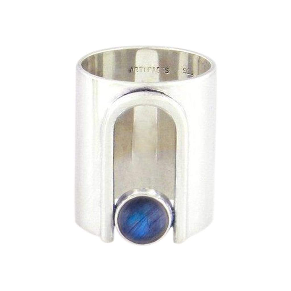 Archway Sterling Silver Stone Ring