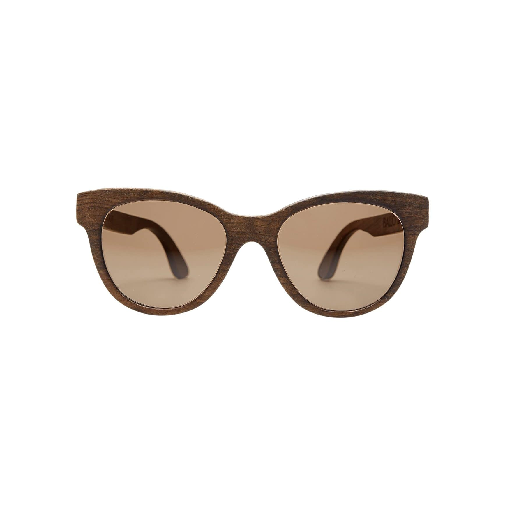 Ballo Sunglasses + Eyewear Bardot with Imbuia Wood