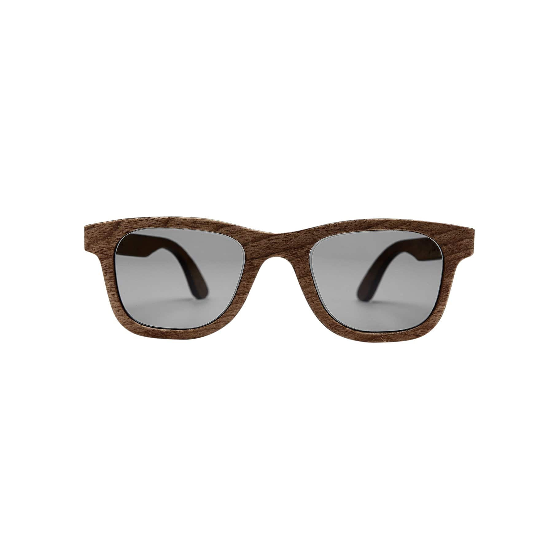 Ballo Sunglasses + Eyewear Barnes with Imbuia Wood
