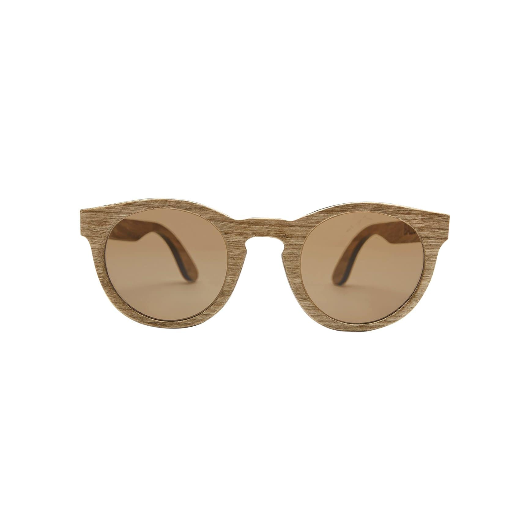 Ballo Sunglasses + Eyewear Gallo with Cherry Wood