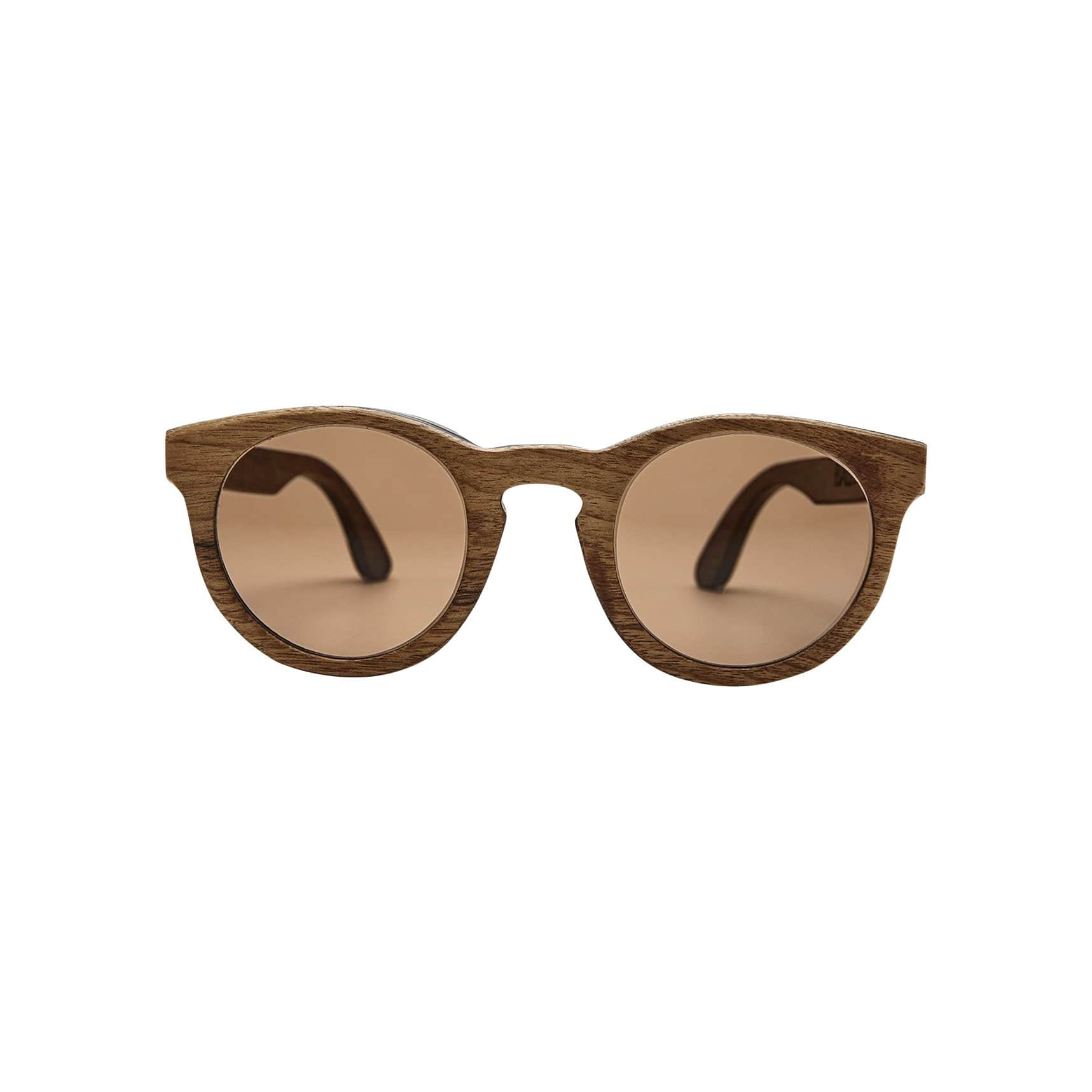 Ballo Sunglasses + Eyewear Gallo with Imbuia Wood