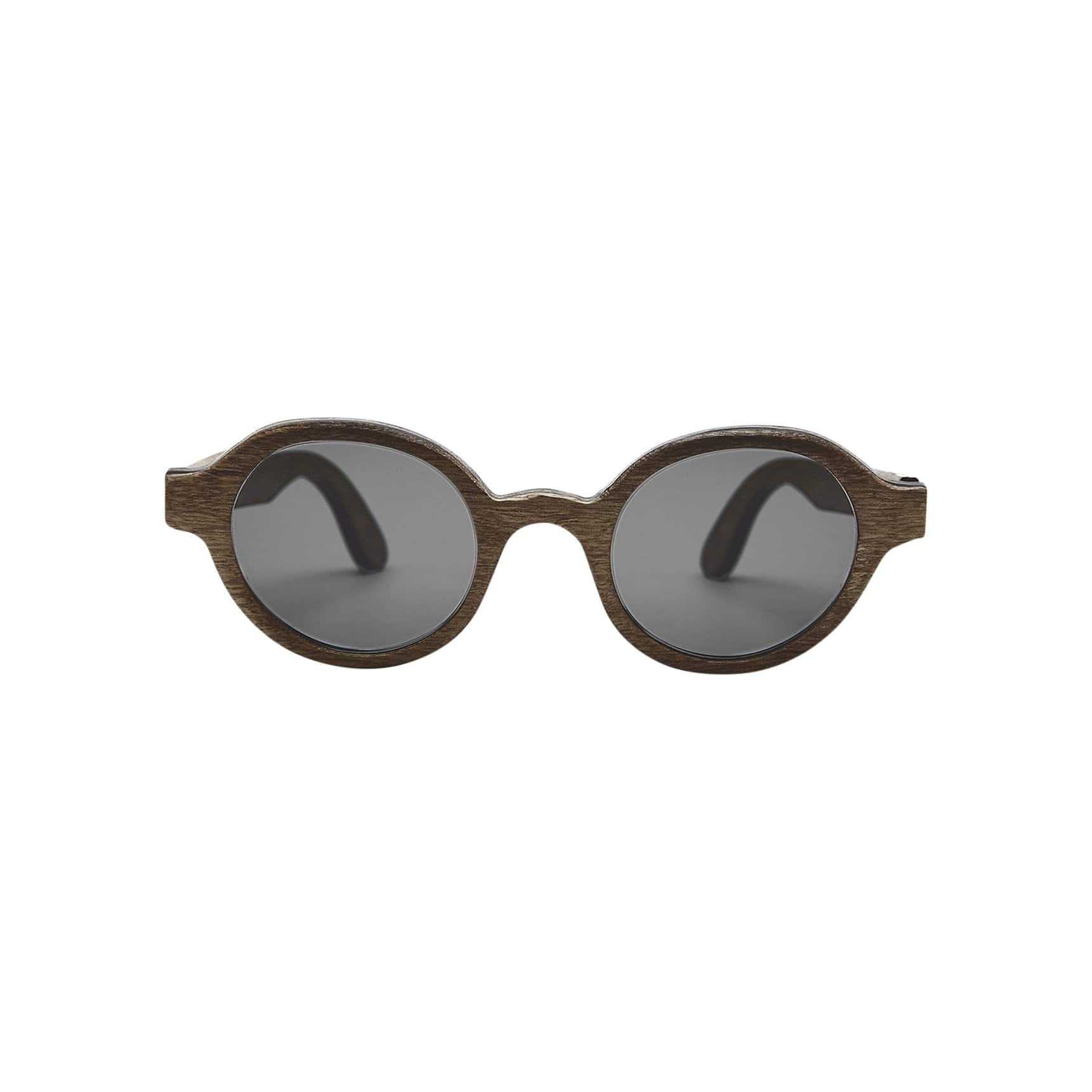 Ballo Sunglasses + Eyewear Santini with Imbuia Wood