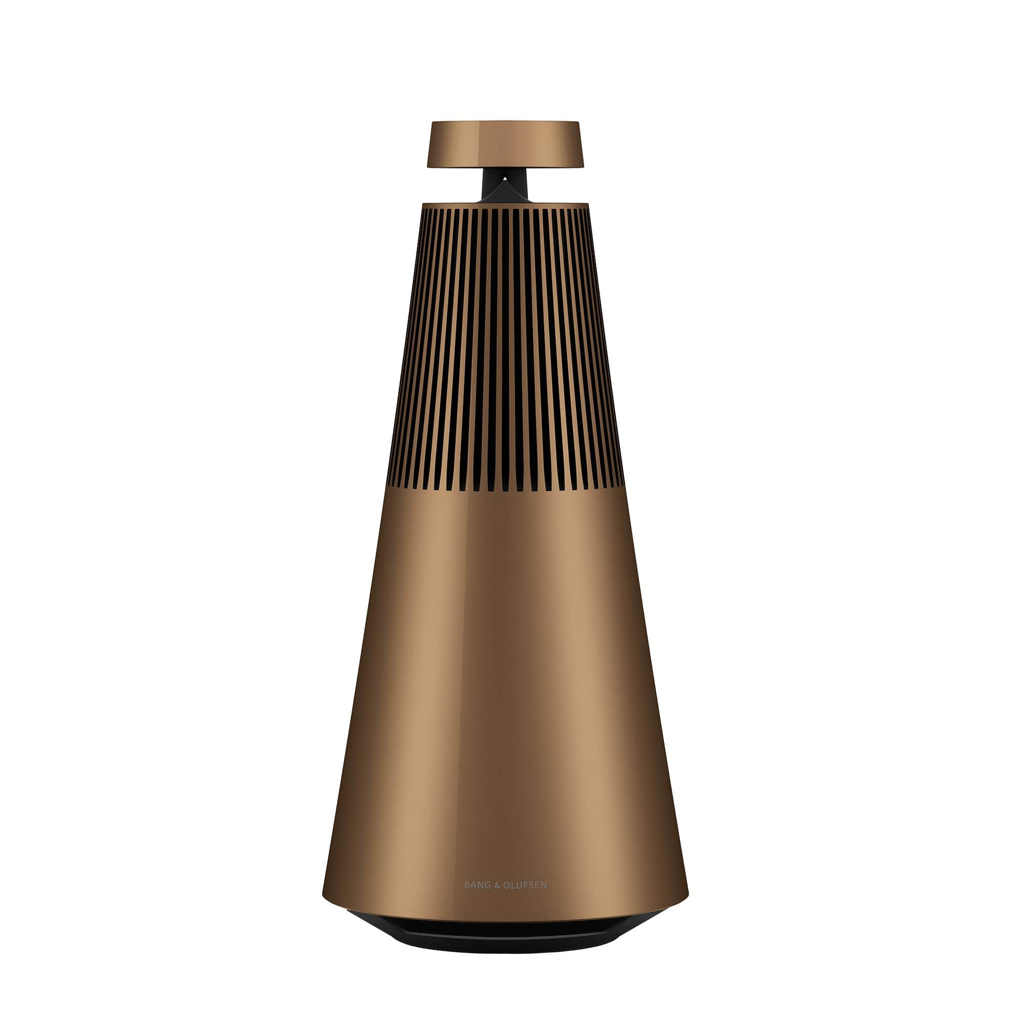 Bronze Beosound 2 Wireless Multiroom Speaker with Voice Assist