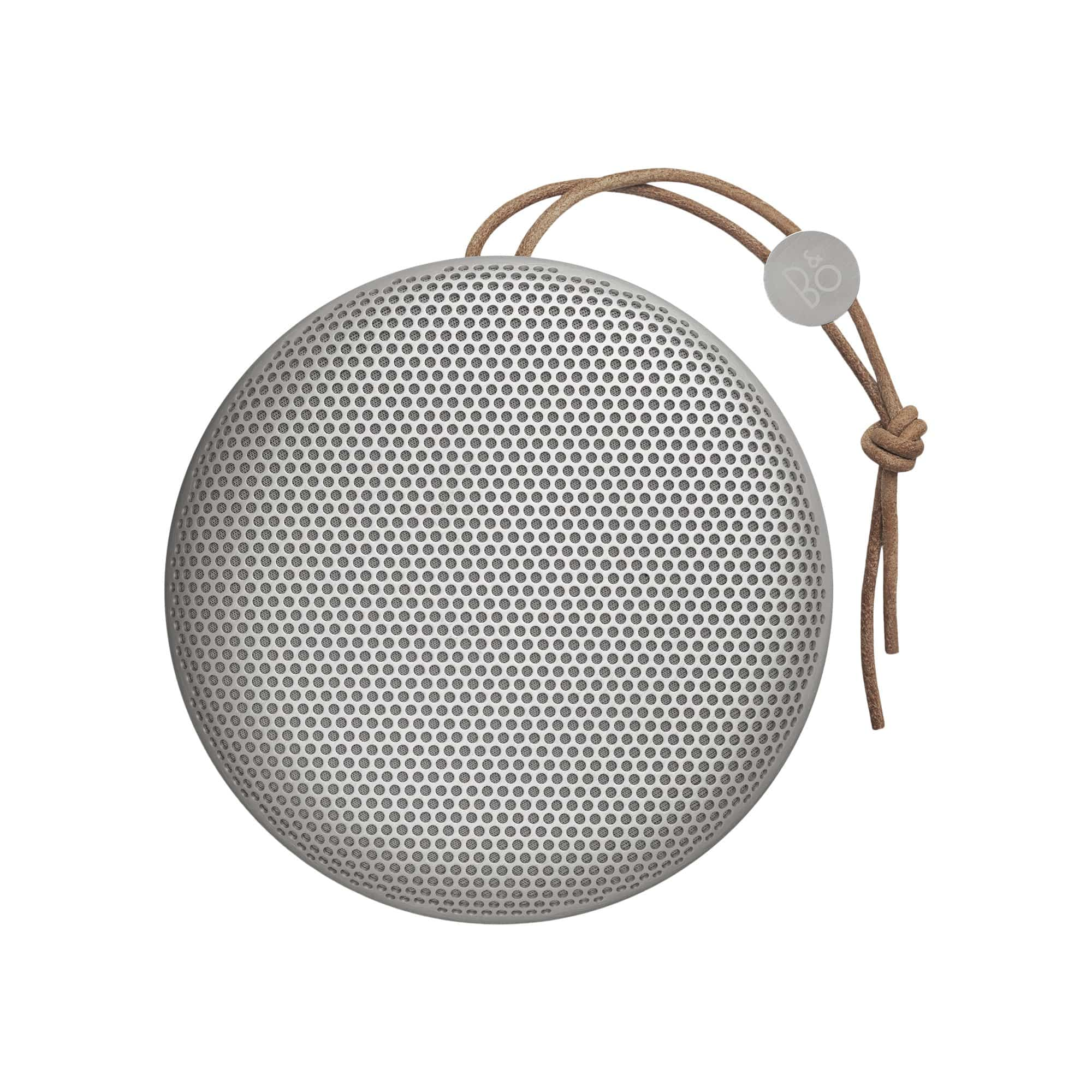 BANG & OLUFSEN Speakers Natural Brushed Beoplay A1 Portable Bluetooth Speaker