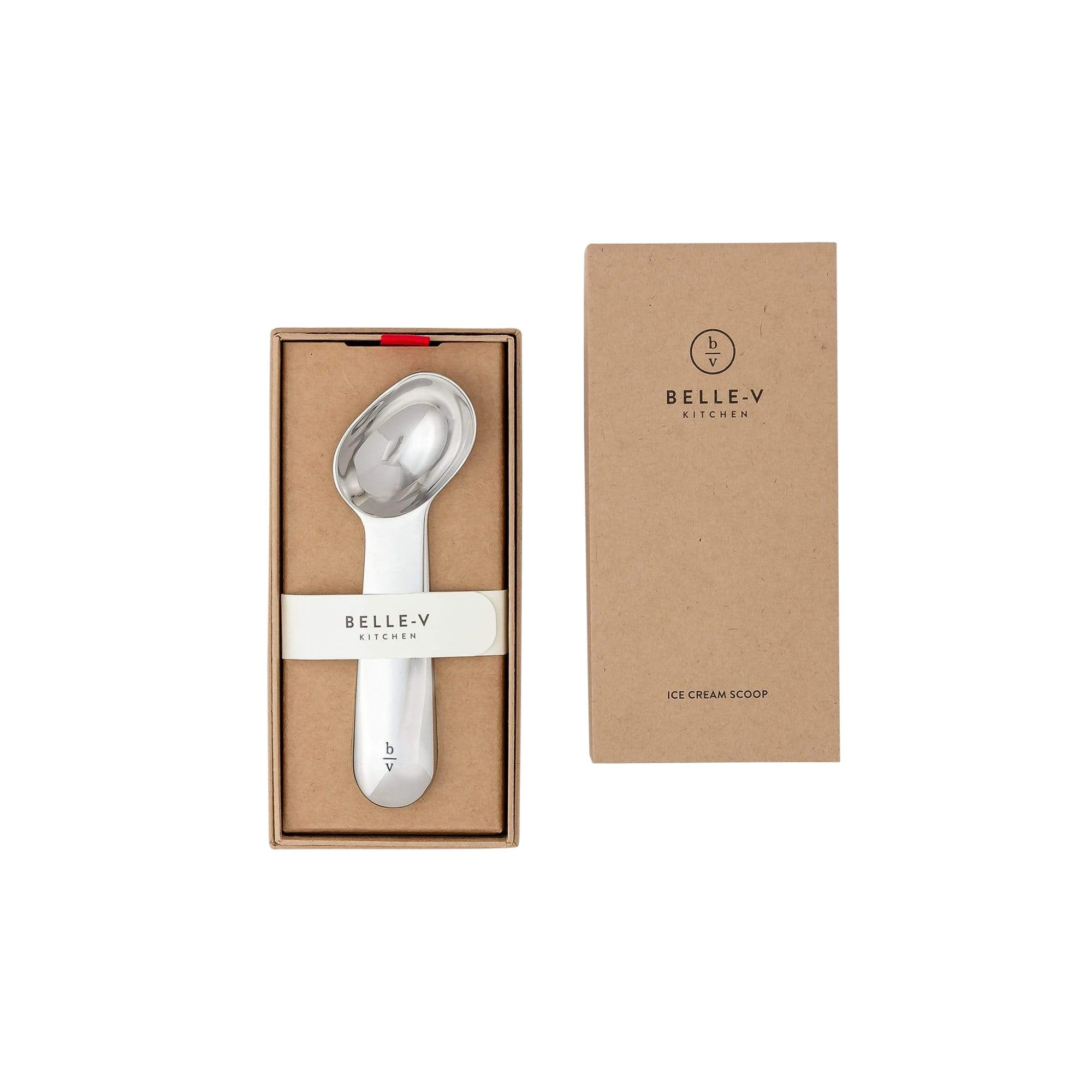 Left-Handed Limited-Edition Ice Cream Scoop