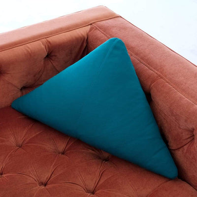 Bend Goods Cushions + Throws Triangle Throw Pillow