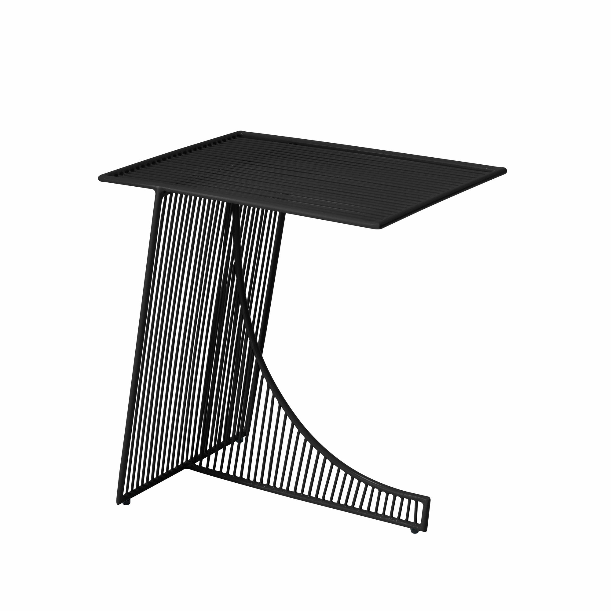 Bend Goods Furniture Black Eclipse Table