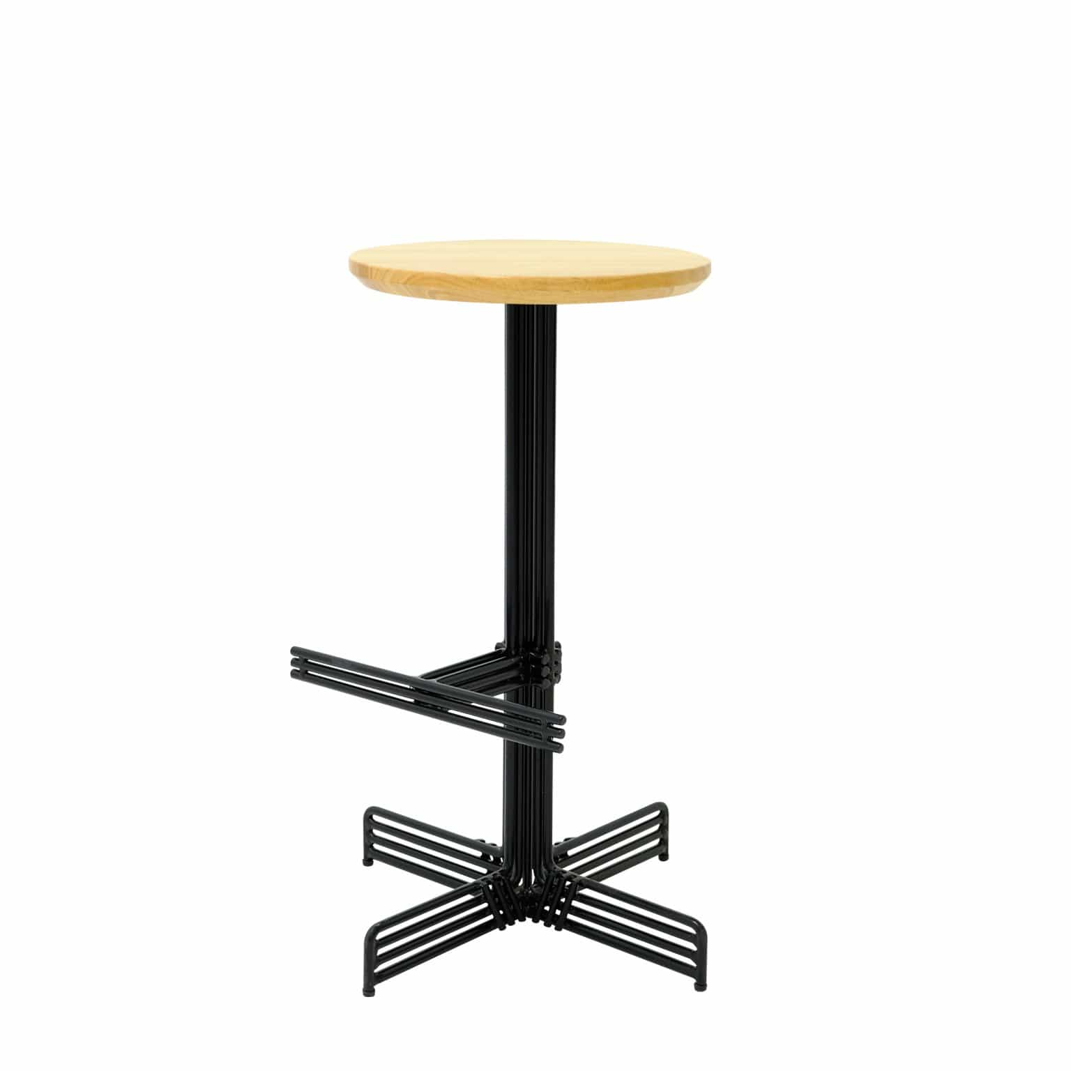 Bend Goods Furniture Black Stick Counter Stool