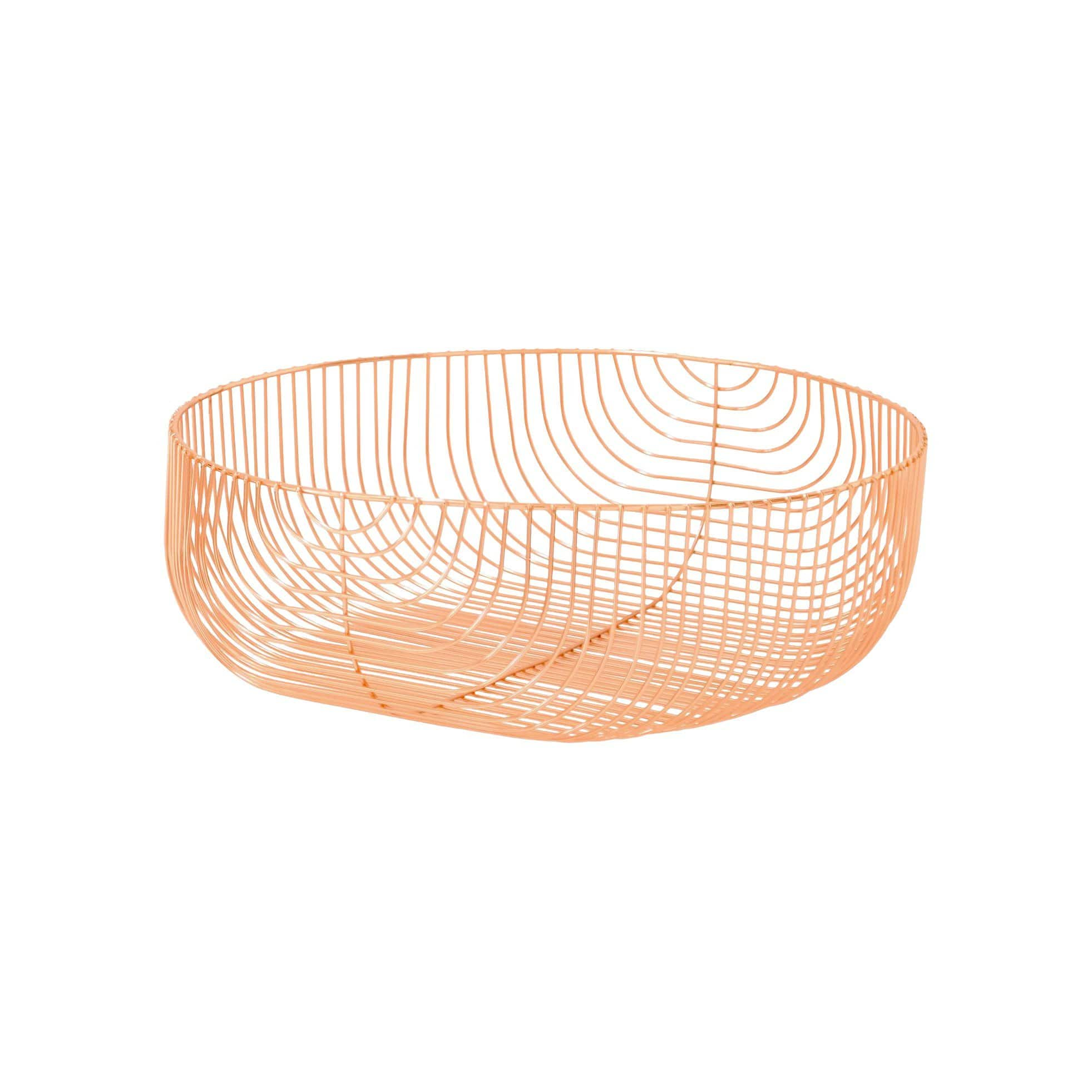 "Bend Goods Storage + Organization 22"" Wire Basket"