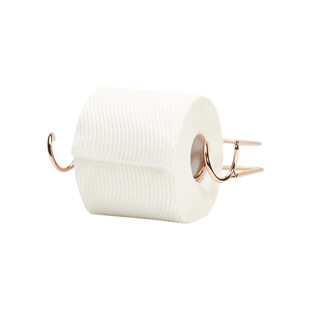 LOO Toilet Paper Roll Holder