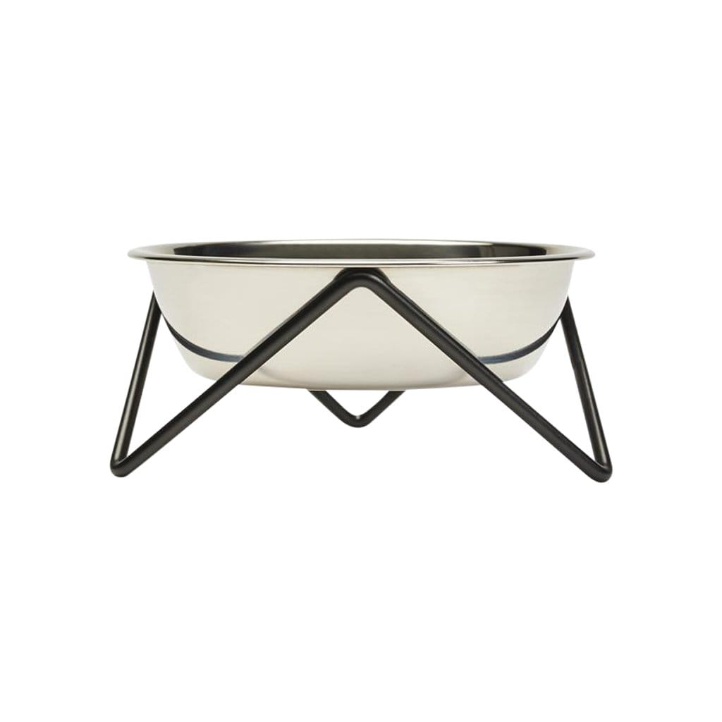 MEOW LUXE Bowl + Stand