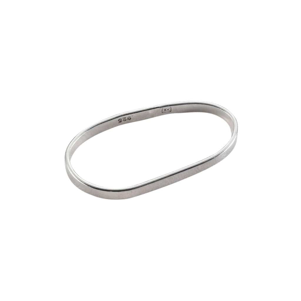 beroep | tech Rings Sterling silver Oval Ring