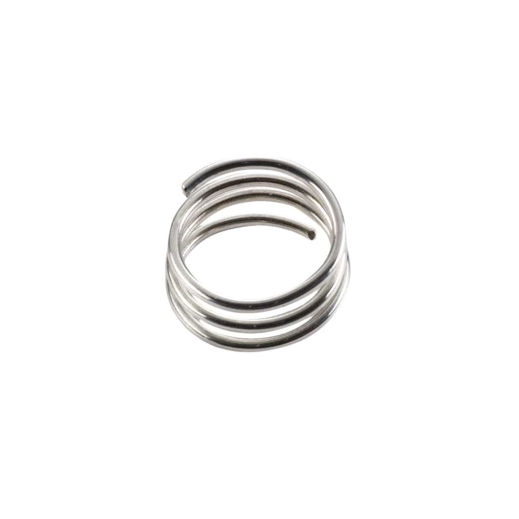 beroep | tech Rings Sterling silver Spring Ring 2
