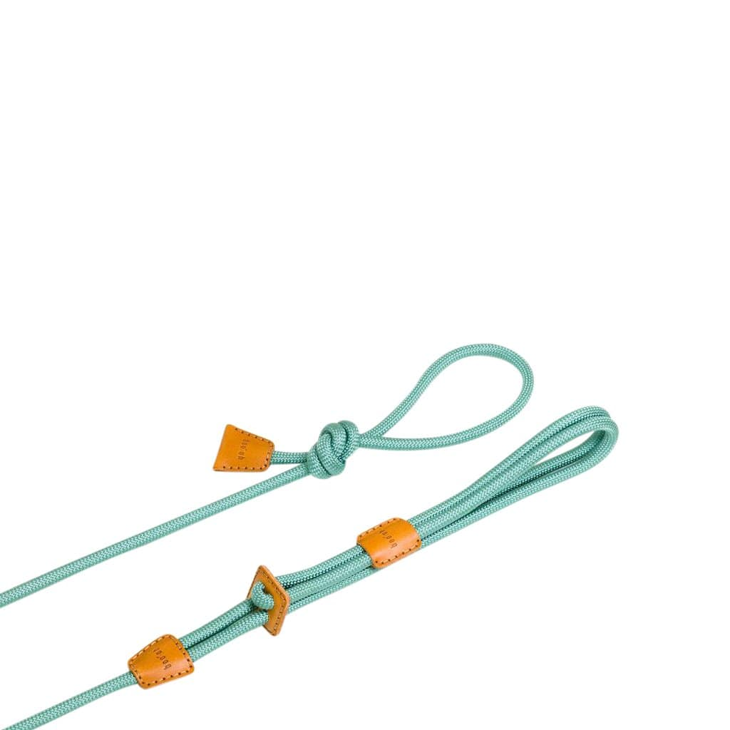 Ray Mint Green Rope All-in-One Harness and Leash