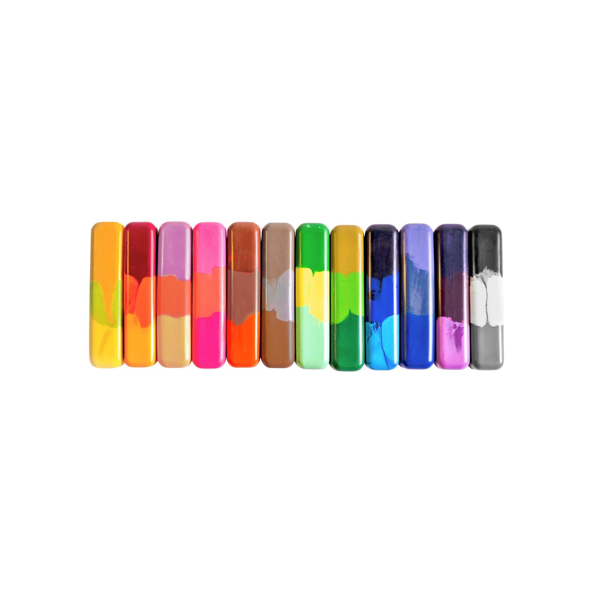 Botanicool Writing Tools Color Stix Crayons