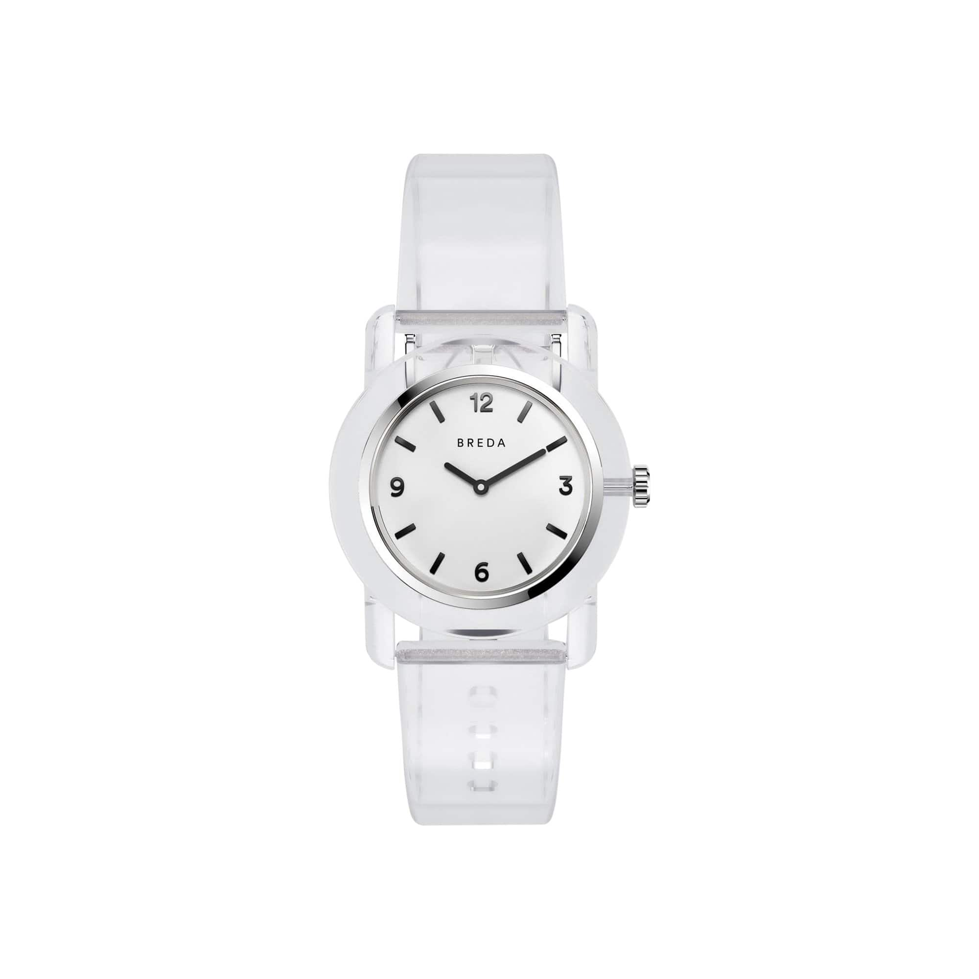Crystal Play Recycled Plastic Watch