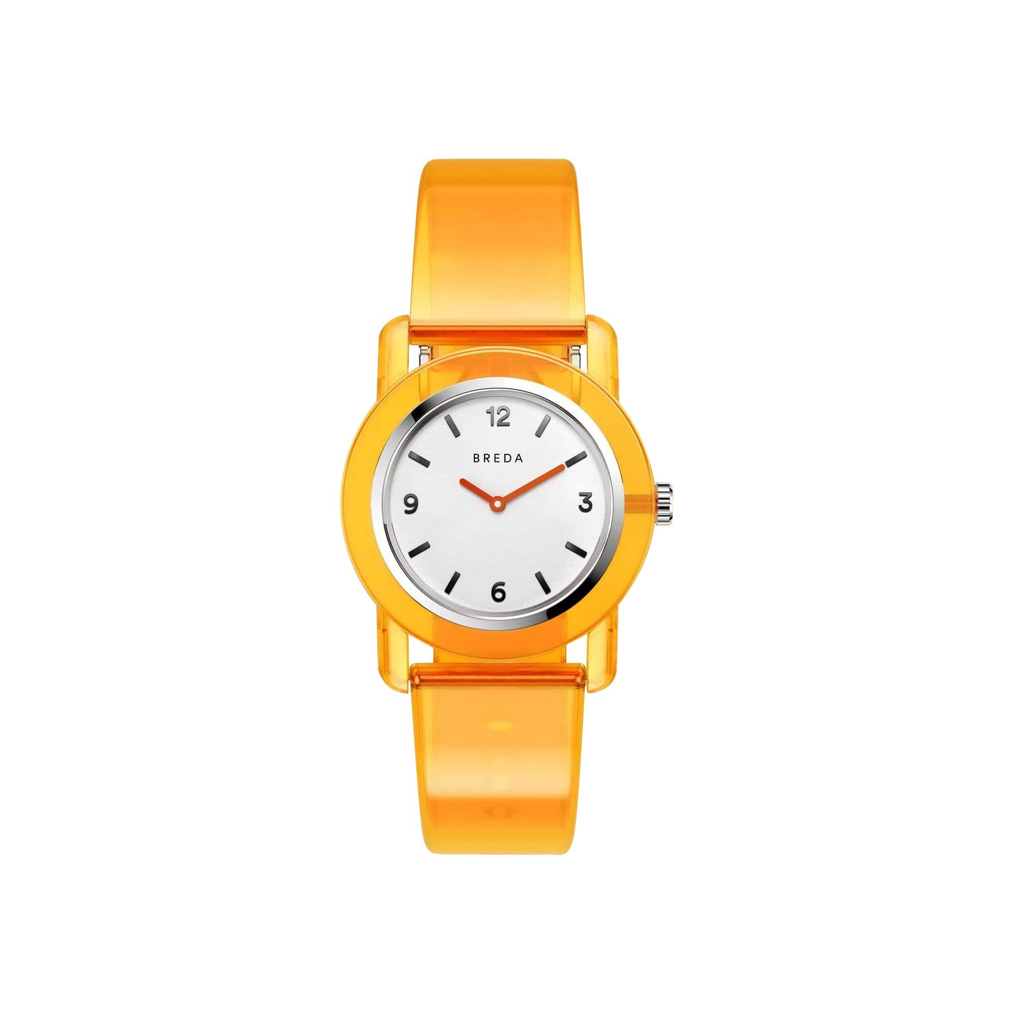 Tangerine Play Recycled Plastic Watch