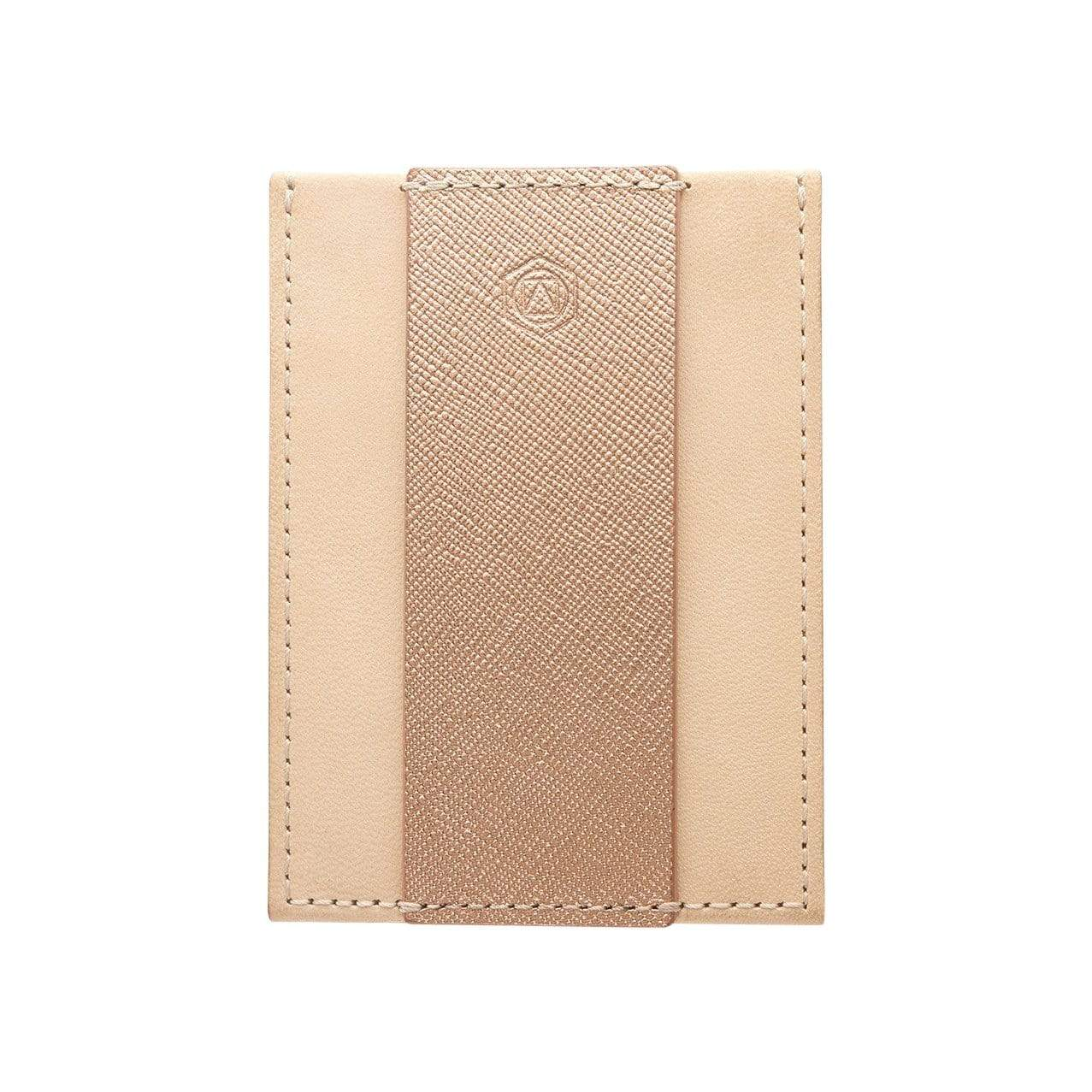 CAPSULE Wallets + Card Cases Minimalist Desertrose Slim Wallet