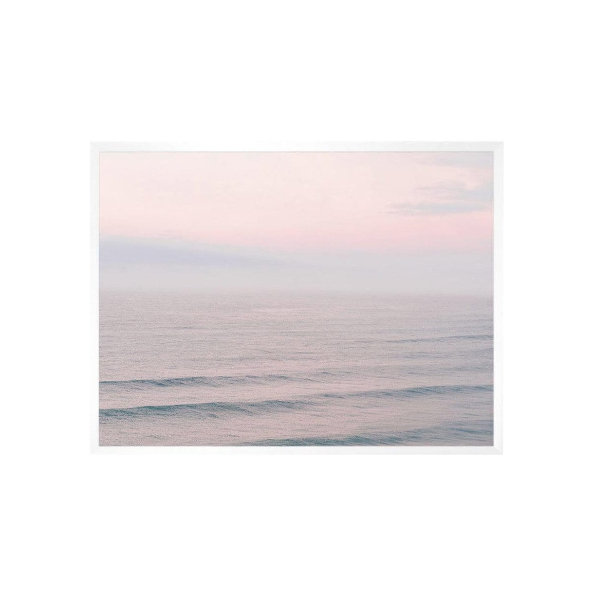 Carley Rudd Photography + Prints 20 x 24 / white frame, no mat Southern Ocean Sunset