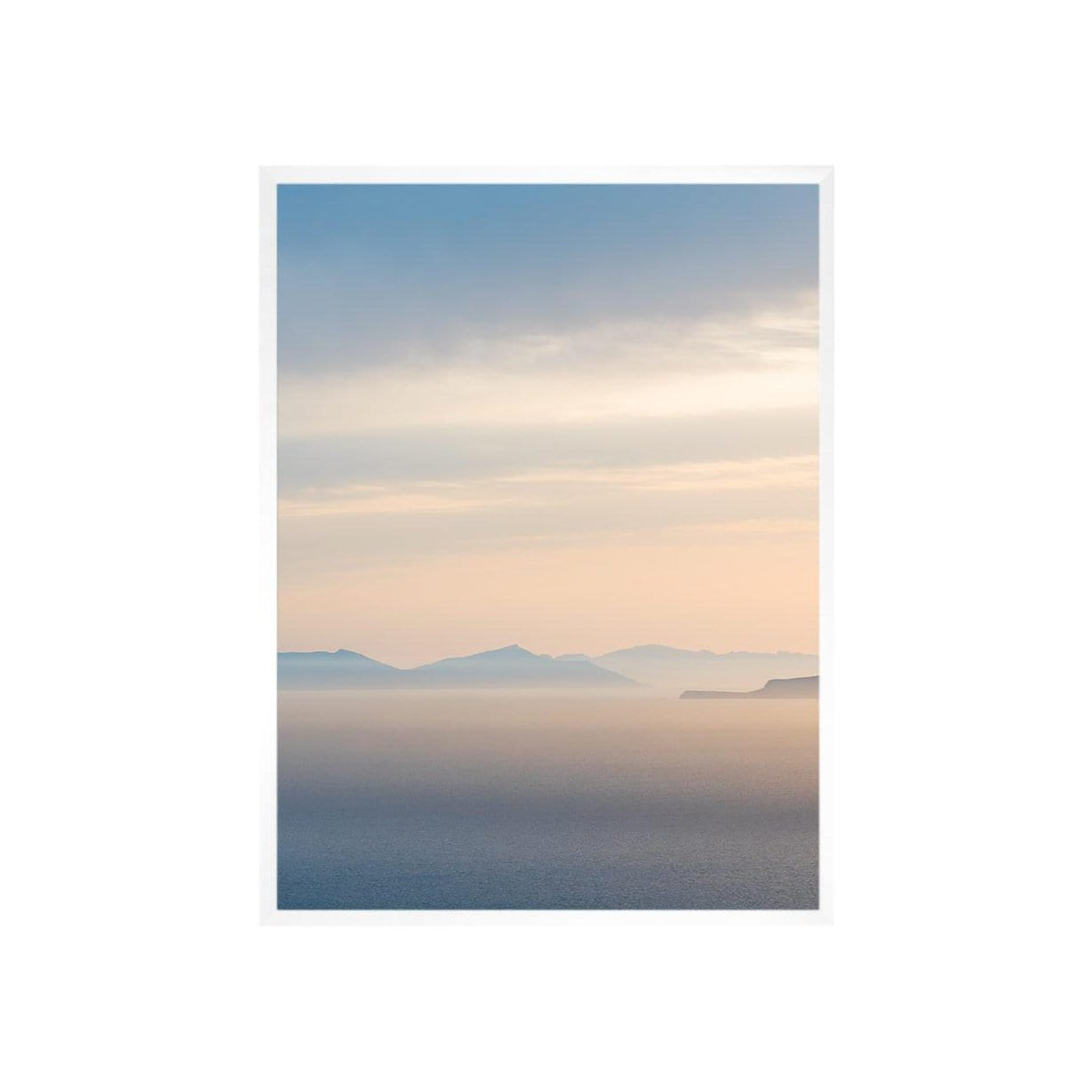 Carley Rudd Photography + Prints 8 x 10 / unframed Mediterranean Skies Print