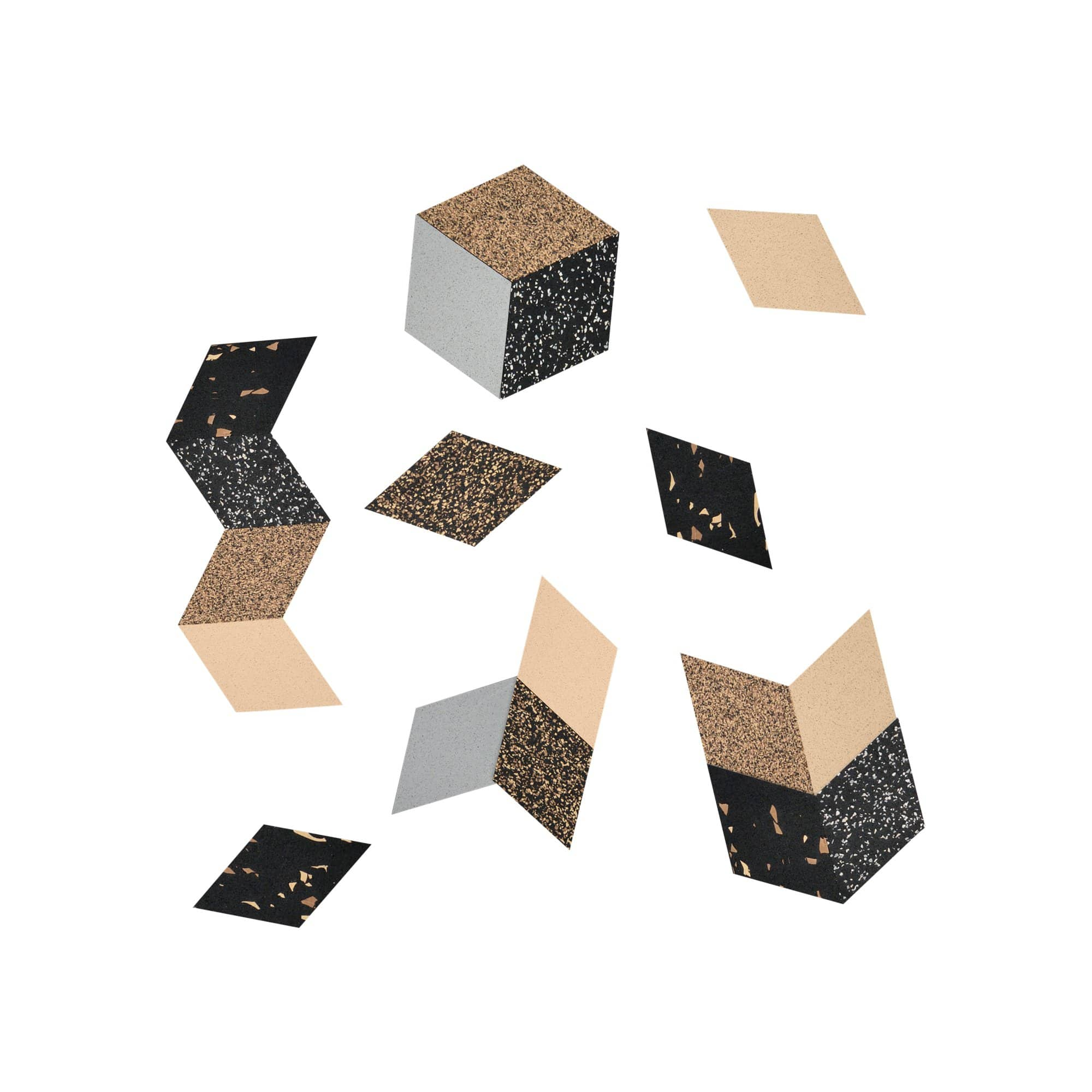 Rhombus Table Trivets